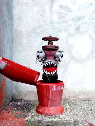 Angry Faucet